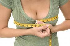 Красивая грудь: два преимущества?