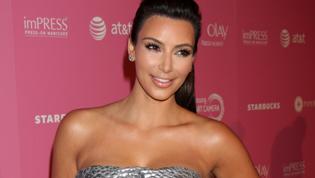 Ким Кардашян открыла секрет гладкой кожи