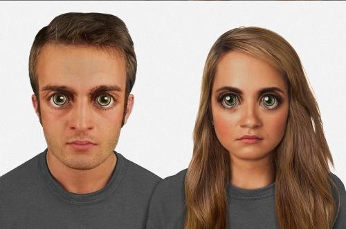 Ученые показали, каким будет человек через 100 000 лет