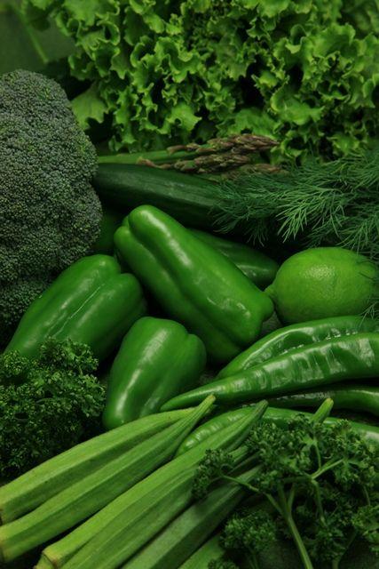Несколько вкусных способов есть больше зелени