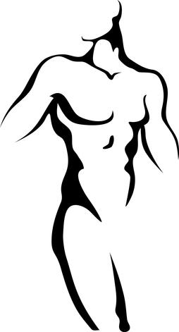 Моделирование фигуры - мужская процедура
