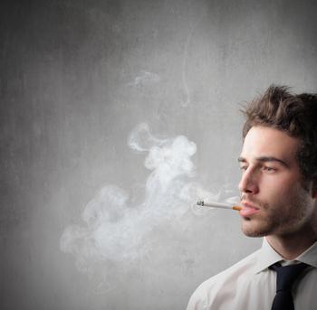 Сто тысяч человек бросили курить в результате антитабачной рекламной кампании