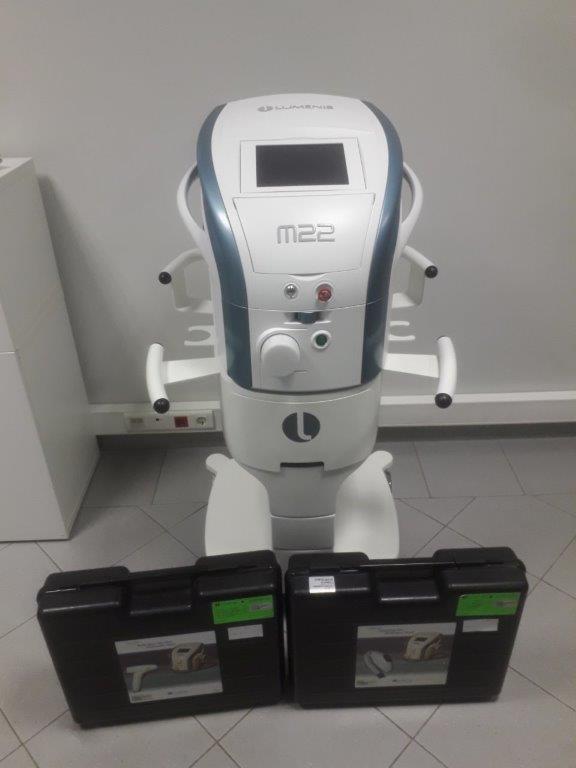 М22 IPL+ND-YAG Б/У