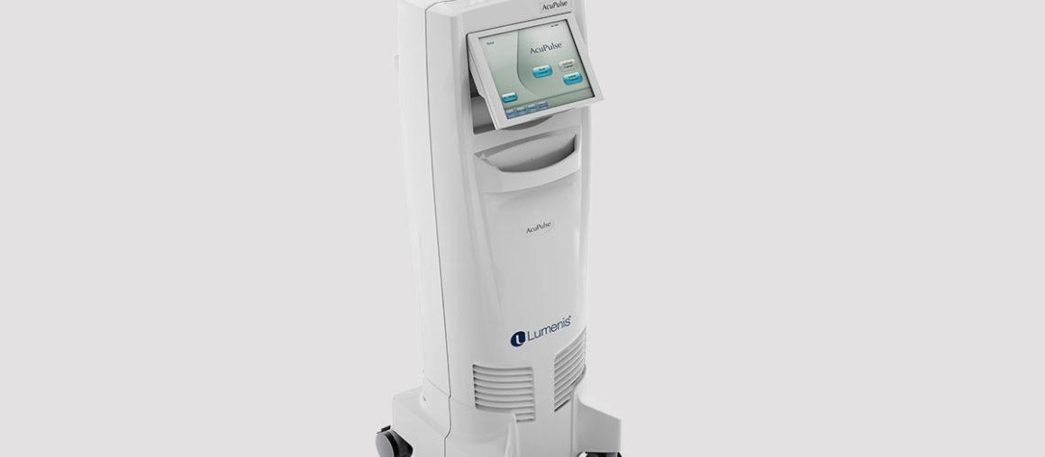 Процедура омоложения на СО2 лазере Acupulse