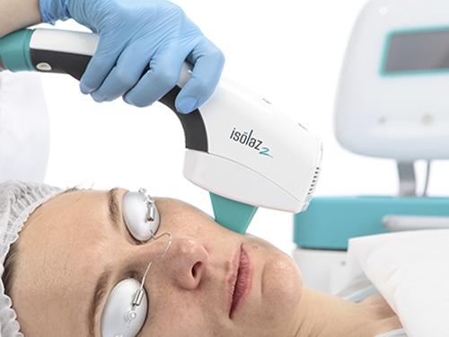 Аппарат для устранения угревой болезни ISOLAZ