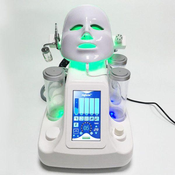 Аппарат гидропилинга, ТОП 5 косметологических опций: -гидропилинг; RF-лифтинг; -криотерапия; -ульрафонофорез и микротоки