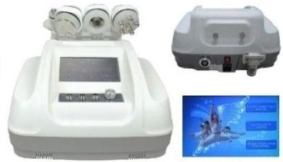 Аппарат вакуумно-лазерной липосакции
