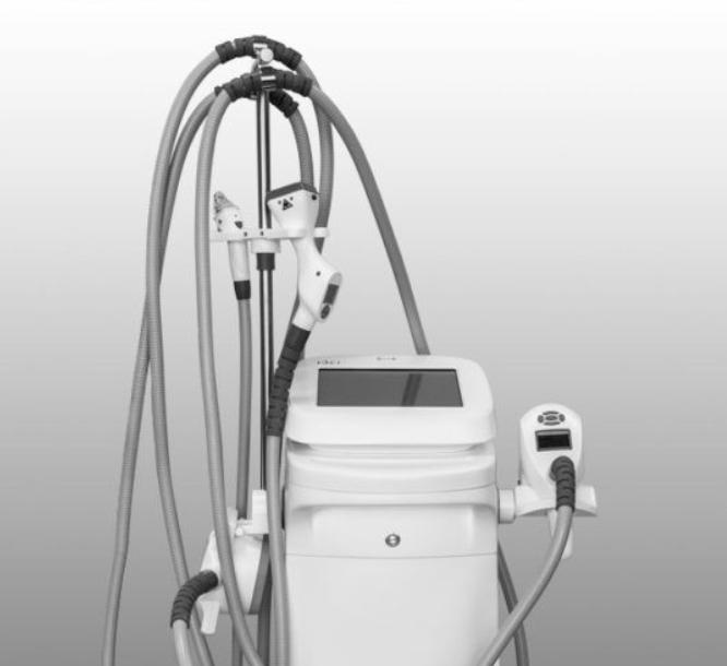 Профессиональный вакуумно-роликовый аппарат для коррекции фигуры V8C1
