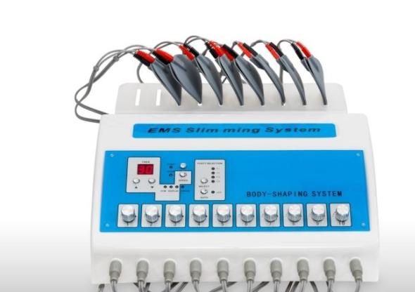 Аппарат электромиостимуляции для коррекции фигуры (электромиостимулятор)
