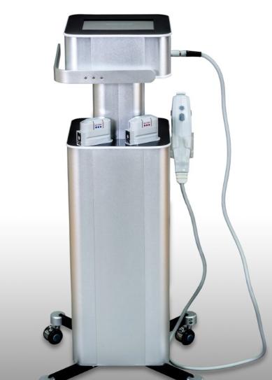 Косметологический аппарат HIFU-SMAS-лифтинг для омоложения кожи — комплект со стойкой