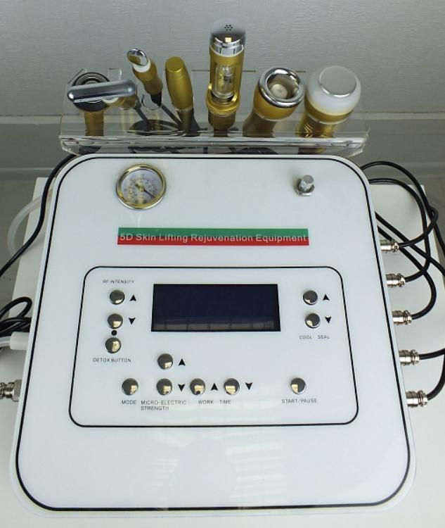 Косметологический комбайн для лица и тела — 6D Micros