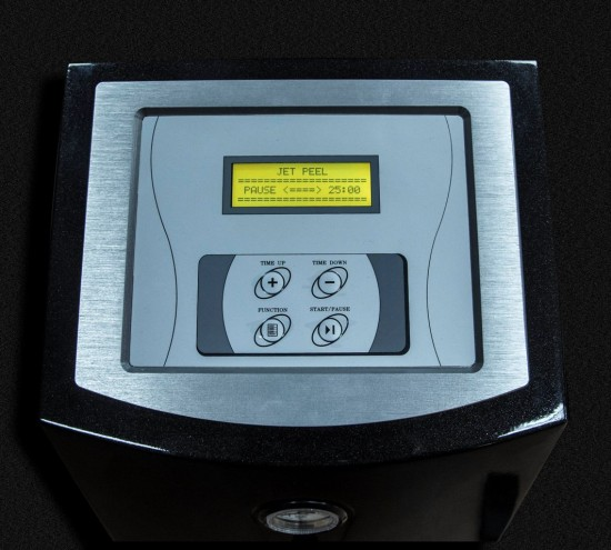 Косметологический аппарат газожидкостный пилинг, PowerPeel ES-921 Н