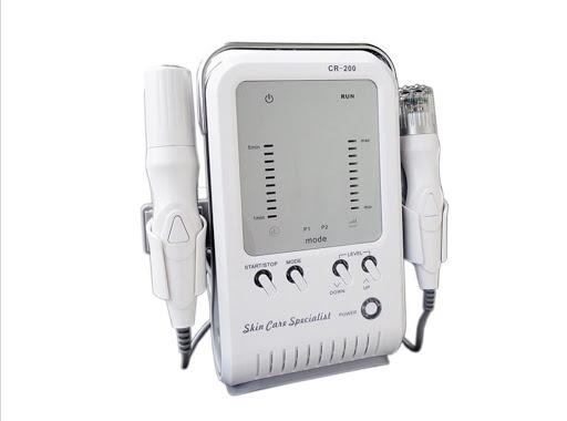 2 в 1 электропорация и биполярный RF-лифтинг. Мезотерапия - аппараты, оборудование для мезотерапии