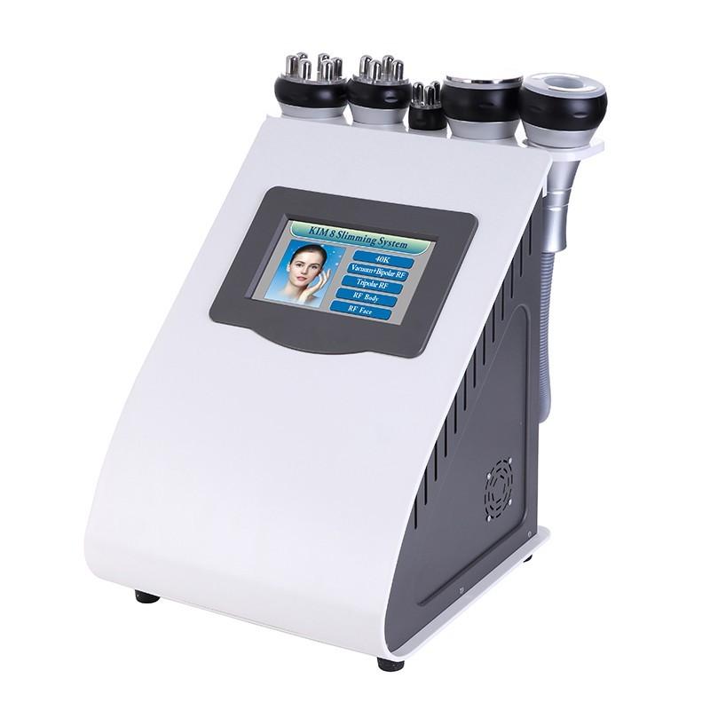 Аппарат 5 в 1 KIM 8, кавитация, RF, вакуум WL-919. Вакуумная и ультразвуковая кавитация - аппараты, оборудование для вакуумной и ультразвуковой кавитации