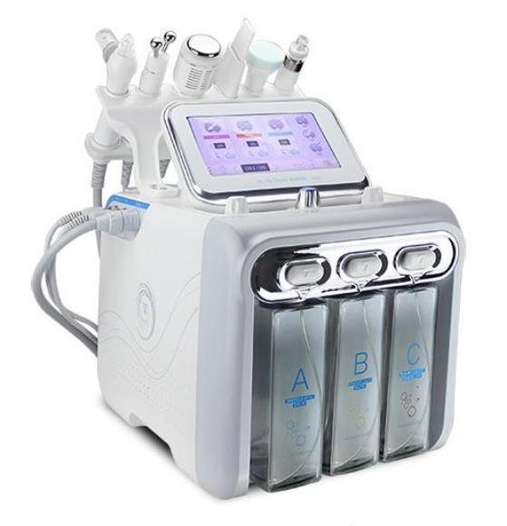Аппарат гидропилинга RL-D07. Криотерапия - аппараты, оборудование для криотерапии