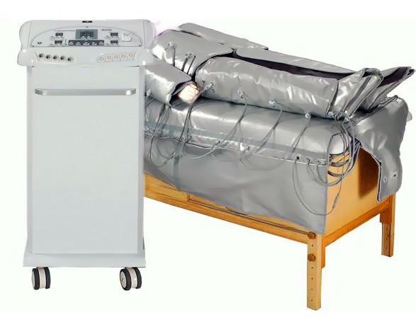Аппарат прессотерапии с инфракрасным прогревом + миостимуляция IB 8108. Прессотерапия - аппараты, оборудование для прессотерапии