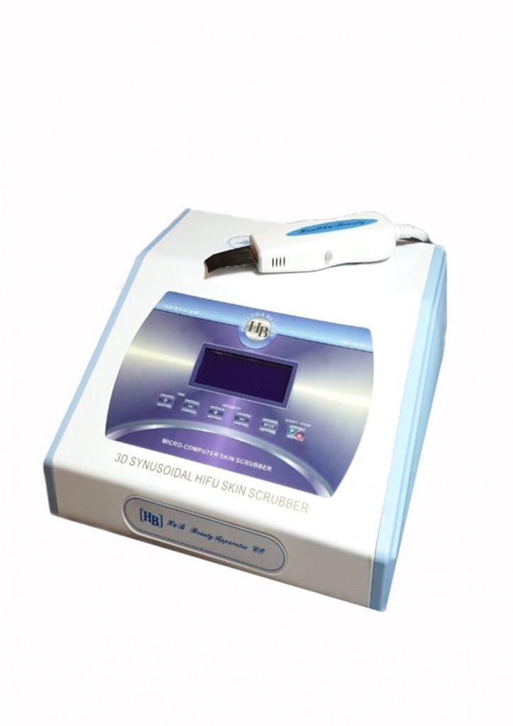 Аппарат ультразвукового пилинга HB 101B. Ультразвуковая чистка лица - аппараты, оборудование для ультразвуковой чистки лица