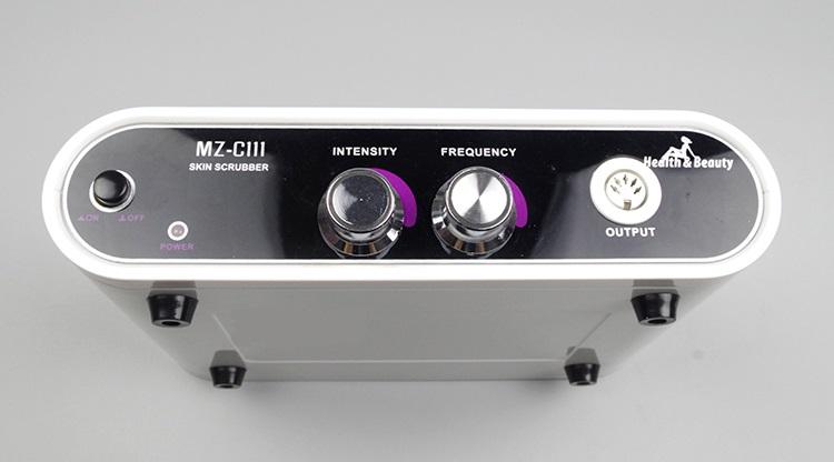 Аппарат ультразвукового пилинга MZ-C111. Ультразвуковая чистка лица - аппараты, оборудование для ультразвуковой чистки лица