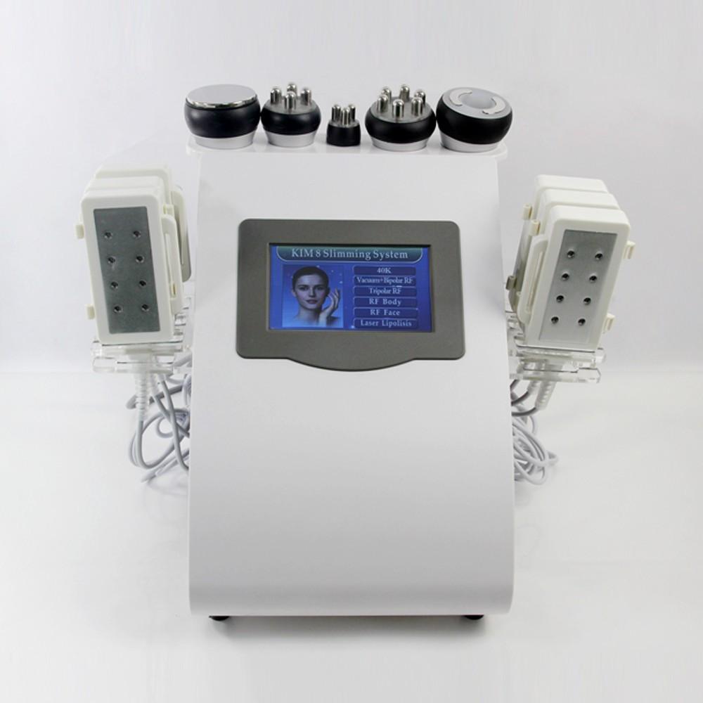Аппарат WL 515S 3 в 1:кавитации и радиолифтинга по телу и лицу. RF-лифтинг - аппараты, оборудование для RF-лифтинга