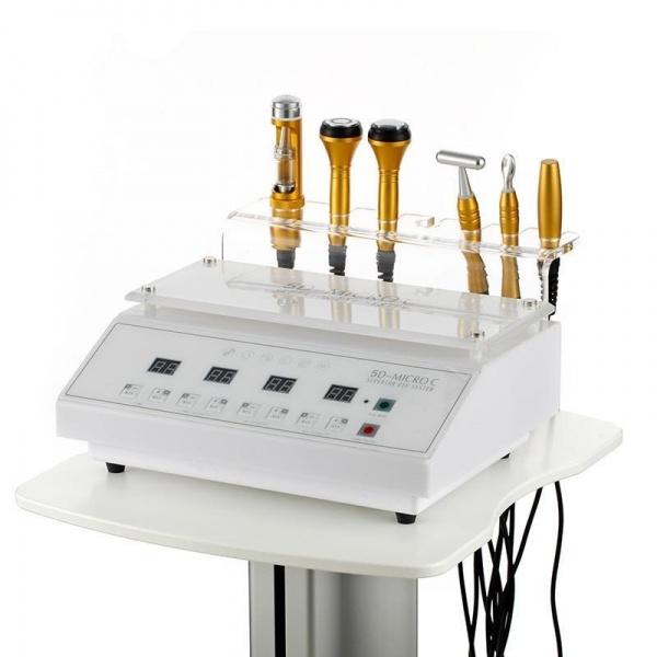 Косметологический аппарат 5D microc. Электропорация - аппараты, оборудование для электропорации
