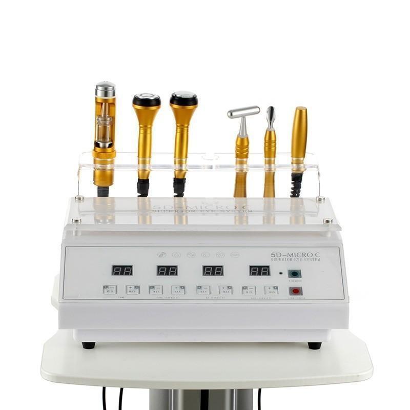 Косметологический аппарат 5D microc. Криотерапия - аппараты, оборудование для криотерапии