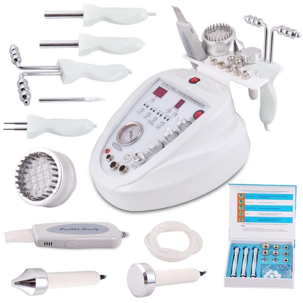 Косметологический комбайн 5 в 1 NV 905B. Микротоковая терапия - аппараты, оборудование для микротоковой терапии