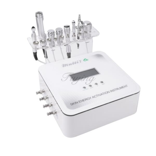 Косметологический комбайн (7 в 1) Micros 5D 6D 7D. Микродермабразия - аппараты, оборудование для микродермабразии