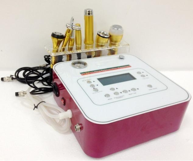 Косметологический комбайн (7 в 1) Micros 7D. Мезотерапия - аппараты, оборудование для мезотерапии