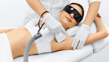 Современное оборудование для проведения лазерной эпиляции в салоне красоты