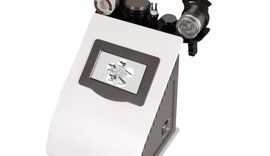Комбайн для радиолифтинга, кавитации и микротоковой терапии SA-6050