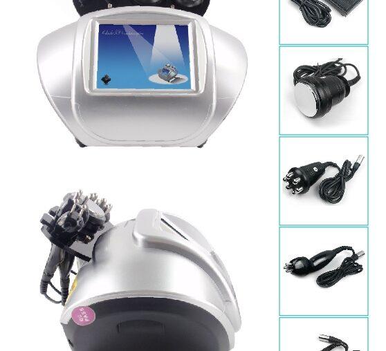 RF-аппарат для тела и лица RU+6