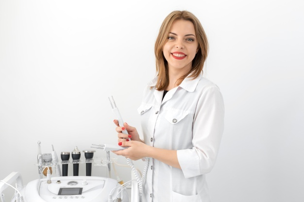 Косметологическое отделение в клинике: подбор оборудования