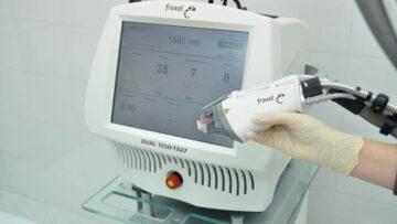 Аппарат Fraxel как дополнительное средство во время вакцинации от вируса гриппа