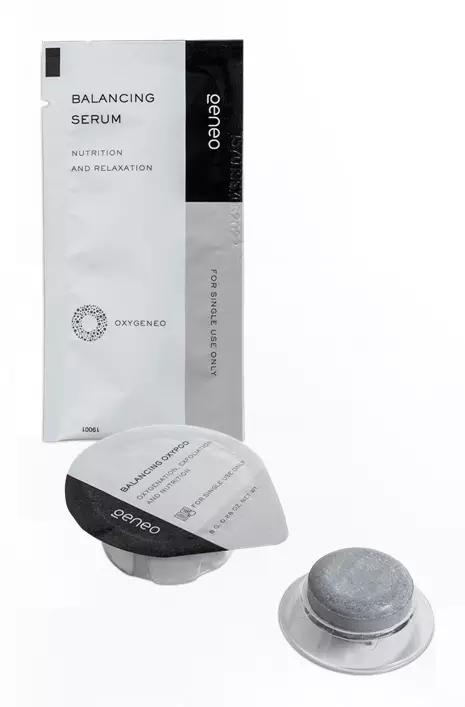 """Продукция косметическая для ухода за кожей марки """"Geneo"""" пилинг двухкомпонентный BALANCE"""