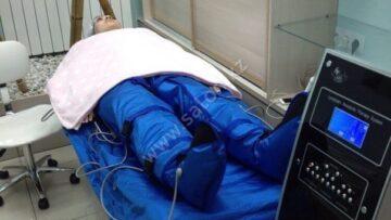 Процедура лимфодренажного массажа