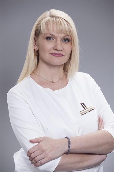 Баранова Елена Леонтьевна