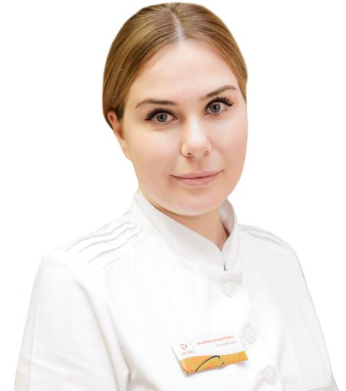 Бондаренко Валерия
