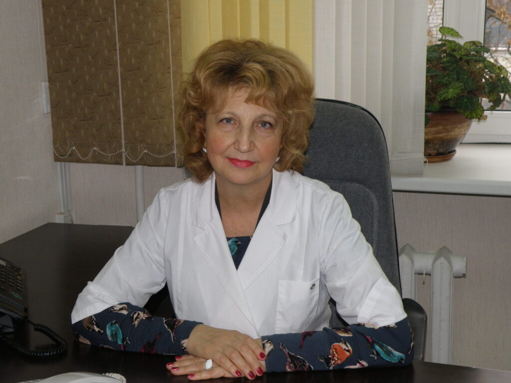 Комлева Людмила Федоровна