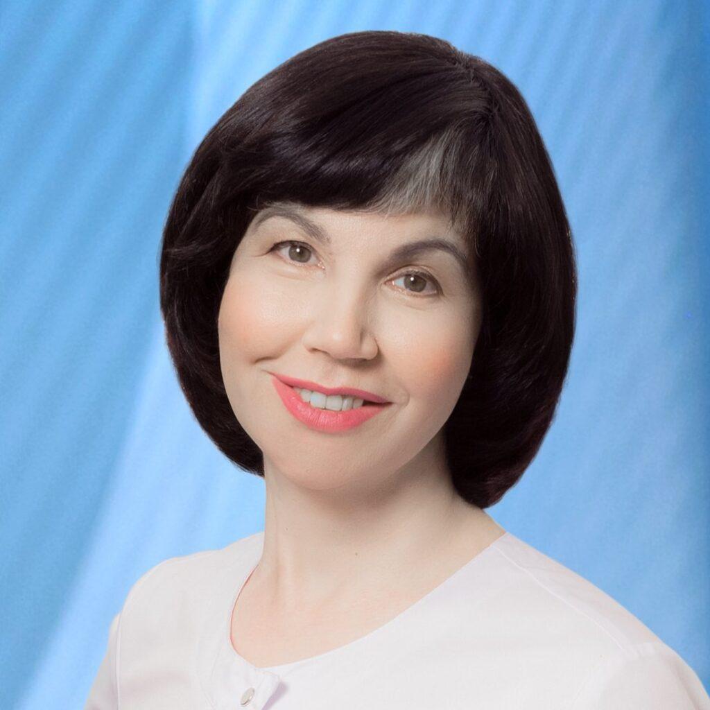 Жабоева Светлана Леоновна