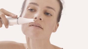 Удаление волос на лице в домашних условиях